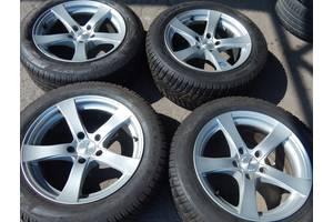 Оригинальные диски DEZENT GERMANY 8 R17 5X120 ET30 Opel без пробега по Украине