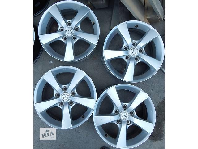 продам Оригінальні диски Mazda 3 6.5 R16 5x114.3 et42 бу в Виннице