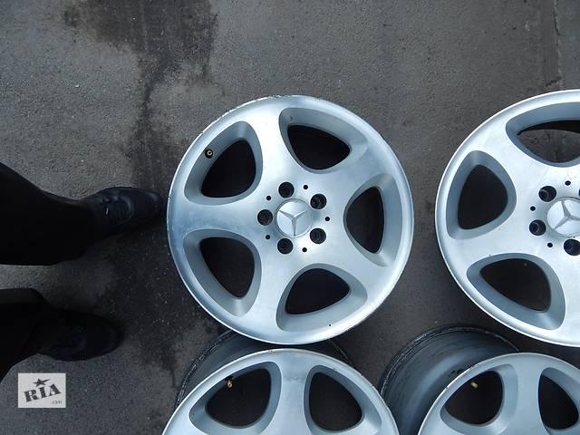 продам Диски Mercedes E W210 8 R17 5X112 ET37 для E W211,Vito,Viano без пробега по Украине бу в Виннице
