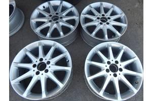 Оригинальные диски RONAL Mercedes A-class W169 7 R17 5X112 ET49 A169 401 0702  без пробега по Украине