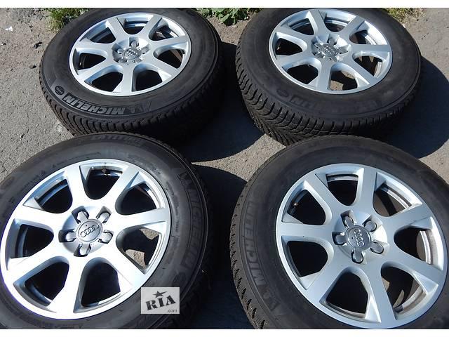 Оригинальные кованые диски 8 R17 5X112 ET39 8R0 601 025 G Mercedes без пробега по Украине- объявление о продаже  в Виннице