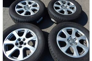 Оригинальные кованые диски HUNGARY 7 R17 5X112 ET37 8R0 601 025E Mercedes без пробега по Украине