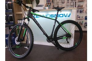 Нові Гірські велосипеди Cube