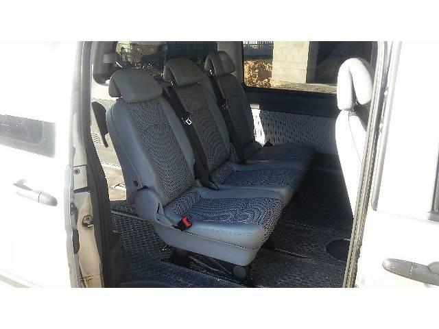 Оригинальный комплект сидений 2+2+3 w639 Vito Viano Trend Silver 2012г.- объявление о продаже  в Ровно