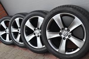 Диски з шинами Volkswagen Jetta