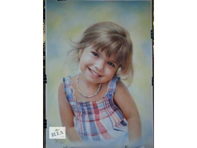 Оригинальный подарок портрет по фото на заказ- объявление о продаже  в Харькове
