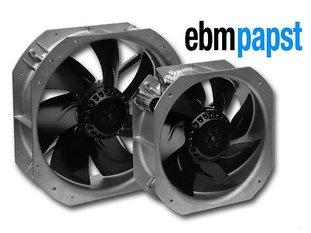 бу Осевые AC-вентиляторы ebmpapst W2 E 200-HH 38-01; W2E 250-HL 06-01 в Одессе
