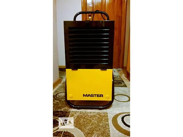 купить бу осушушитель воздуха Master 752 в Львове