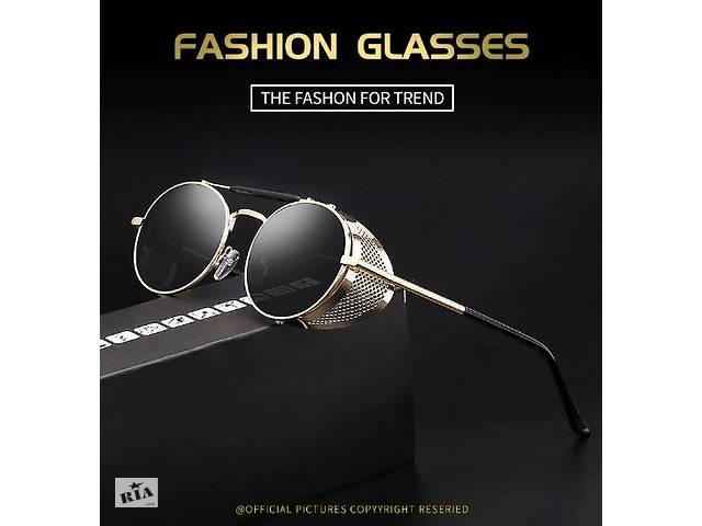 купить бу 2019 солнцезащитные очки в стиле ретро в Киеве