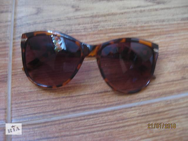 Продам сонцезахисні окуляри