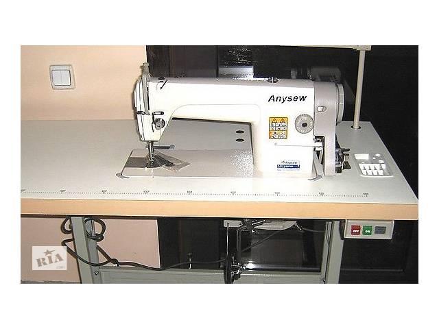 продам Швейная машина ANYSEW AS-6150H-7 (стежок 7мм) бу в Полтаве