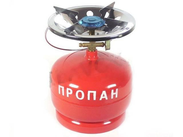 Газовий балон 5 л.- объявление о продаже  в Броварах