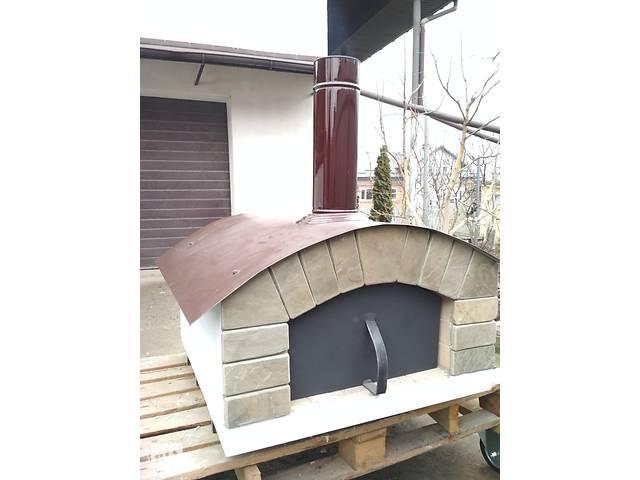 бу Мобильная гриль- печь для пиццы  в Украине