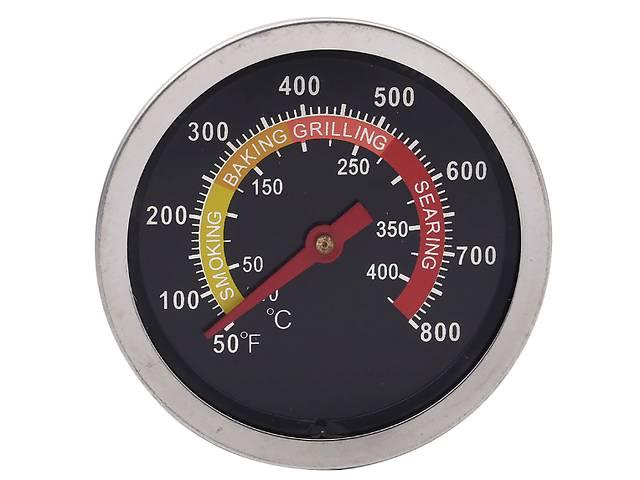 купить бу Термометр Градусник для печи коптильни барбекю духовки мангала от +10 до + 420 °С в Чернигове