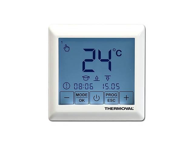 продам Терморегулятор Thermoval для теплого пола и т.п. бу в Харькове