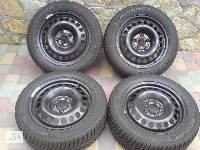 продам Шины/Диски/Колеса для:Mercedes B(246),C Klasse-5/112/66,5ET49-R16 бу в Хмельницькому
