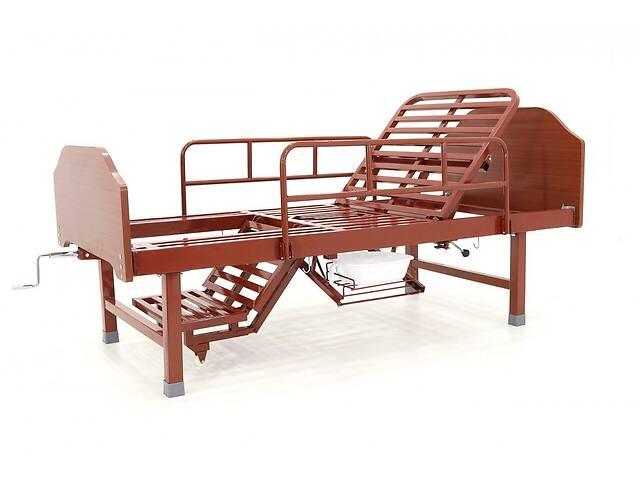 Кровать механическая Е-49 Праймед с туалетным устройством и функцией «кардиокресло»- объявление о продаже  в Львове