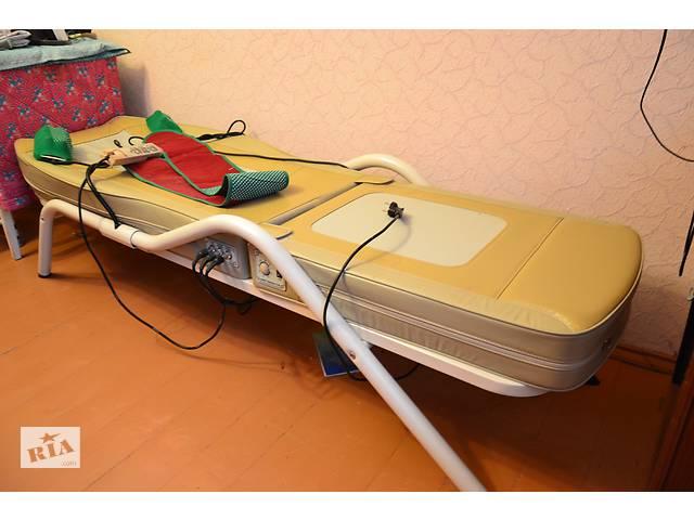 Масажная кровать cersgem master CGM-M3500 б/у.