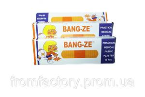 Пластырь бактерицидный Bang-Ze (300шт)