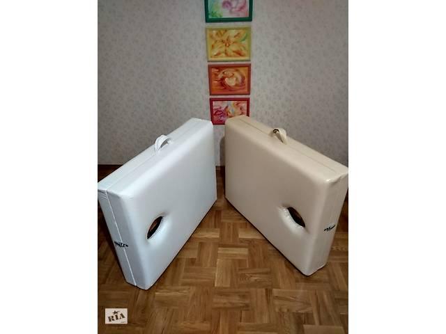 бу Усиленные, складные массажные столы, кушетка. в Чернигове