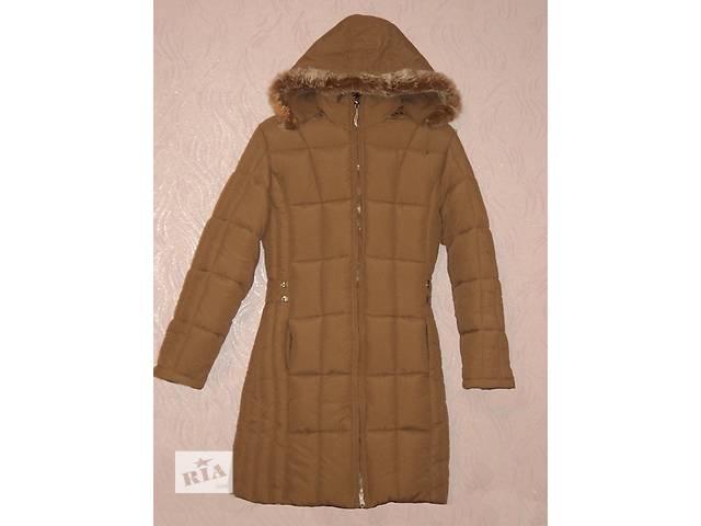бу Пальто зимове підліткове. в Житомирі