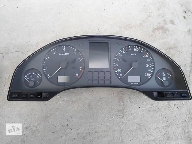 купить бу  Панель приборов Audi A8 D2 lift, 4D0 919 033 в Тернополе