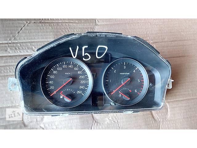 купить бу панель приборов для Volvo V50 2.0tdi 2011 31296228 в Львове