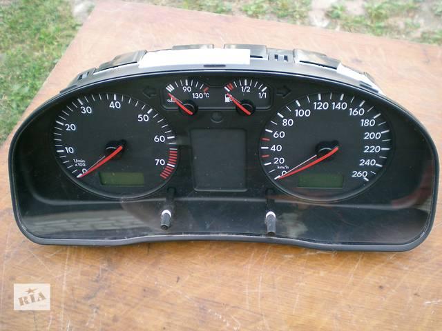продам Панель приборов/спидометр Volkswagen Passat B5, B5+ бу в Луцке