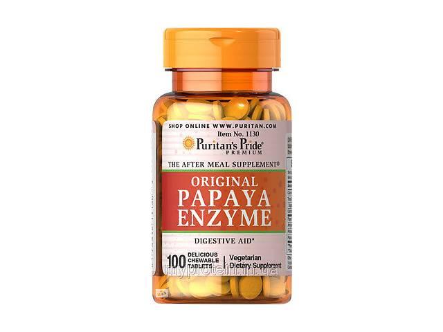 купить бу Папайе ензим Papaya Enzyme original (100 chewable tabs) Art. mypr-281854809 в Киеве
