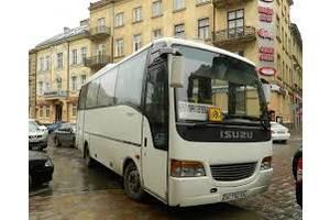 Пассажирские перевозки на заказ автобусом Isuzu Turkuaz