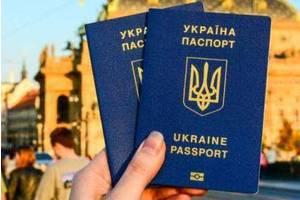 Паспорт  Украины, загранпаспорт, ID карта, свидетельство