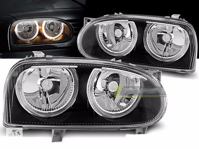 бу Передние фары тюнинг оптика Volkswagen VW Golf 3 (LPVW29) Фольксваген Гольф 3 в Луцке