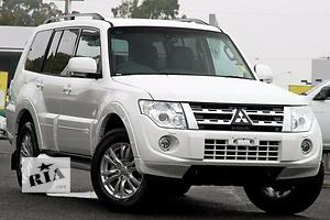 Новые Бамперы передние Mitsubishi Pajero Wagon