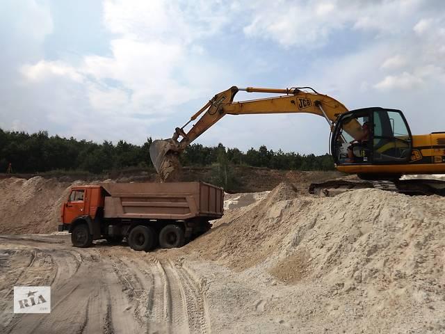 продам Продам песок строительный с доставкой по Харькову и области бу в Харькове