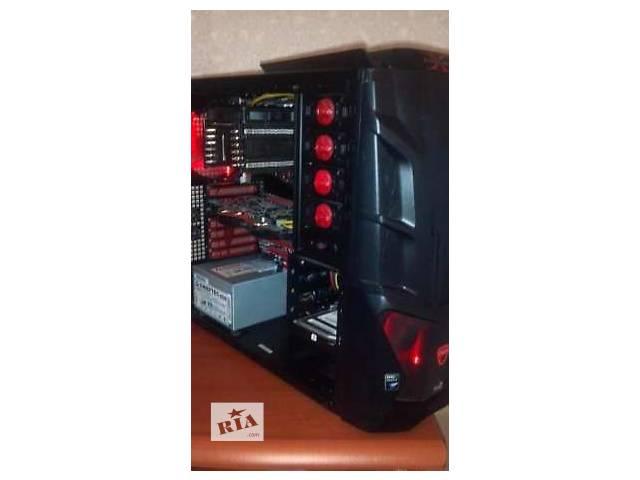 купить бу Phenom II X6 1055T 2.8ghz озу 8gb hdd 500gb HD 7850 2gb 500W в Ровно