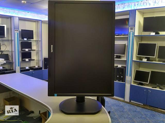 "Philips Brilliance 220B4L / 22"" / LED TFT / 1680x1050 16:10 / VGA, DVI- объявление о продаже  в Нововолынске"