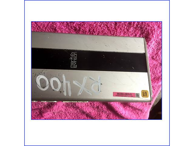 Усилитель аудиосистемы RX300-RX350-RX400H-86280-0E010- объявление о продаже  в Одессе