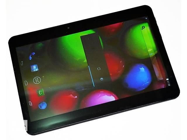 продам Планшет-телефон Samsung Galaxy Tab D101 копия 3G 16 GB 2 SIM экран 10 дюймов 2 ядра 2 камеры 1 ГБ ОЗУ OTG бу в Одессе