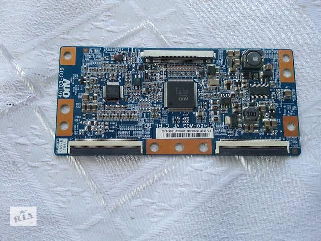 купить бу Плата T460HW03 VF CTRL BD Samsung LE37C530F1W в Мукачево