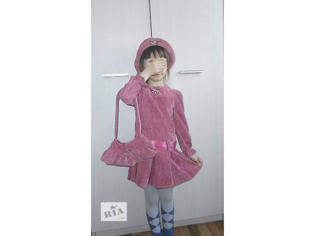 продам Платье на девочку 4-6 лет бу в Киеве