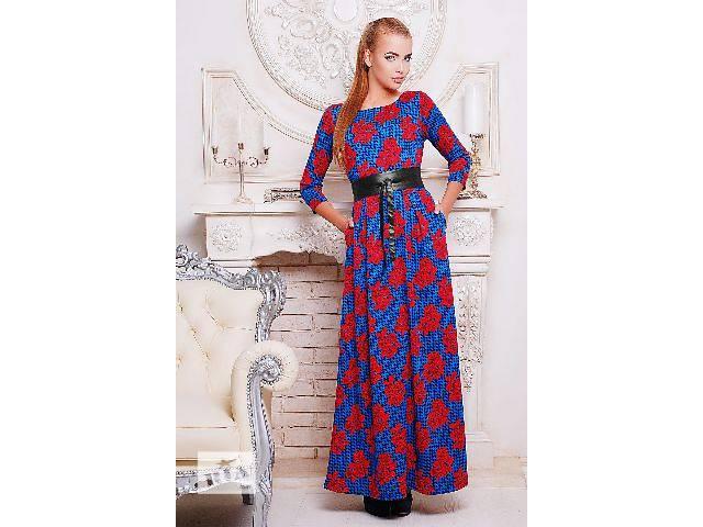 купить бу Женские платья в пол в Киеве