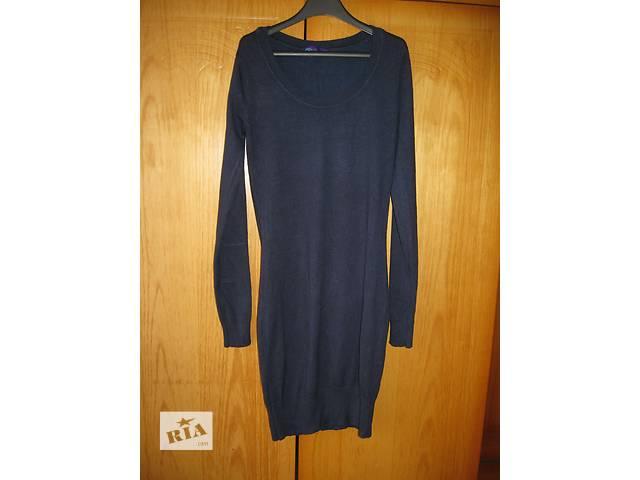 купить бу платье синее в Дунаевцах (Хмельницкой обл.)