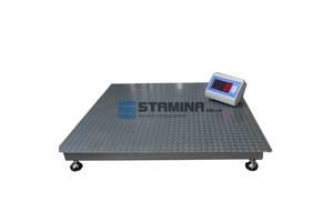 Платформенные весы ВПД Эконом от 800х800 мм до 2000х2000 мм