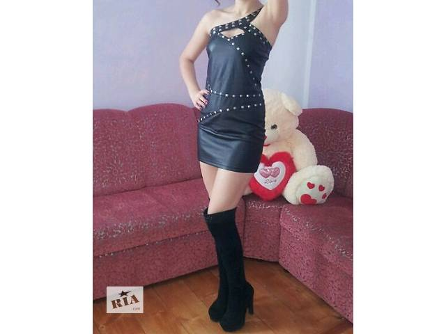 купить бу Платье в Надворной