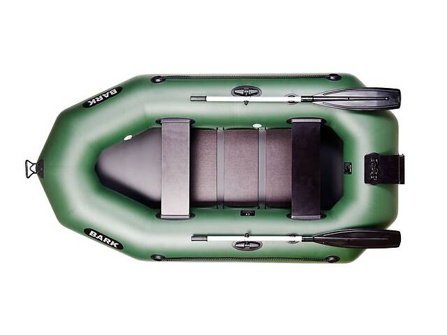 купить бу Новую надувную лодку фирмы BARK В-250СN от официального дилера. в Львове