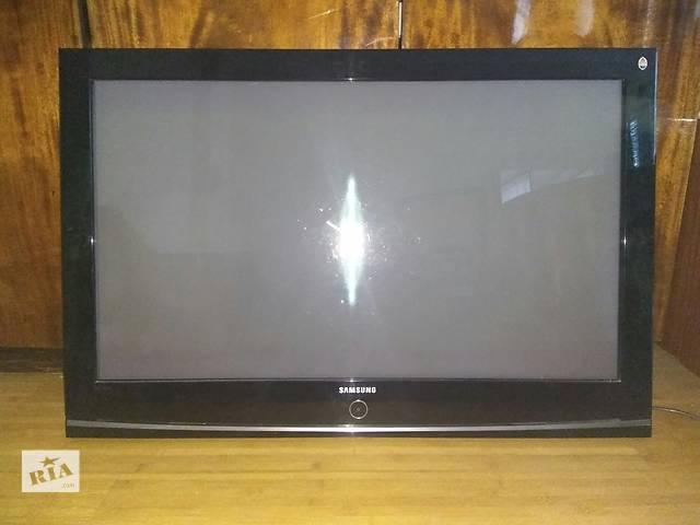 купить бу Плазменный телевизор Samsung PS-42C91HR с диагональю 42 дюйма в Хмельницком