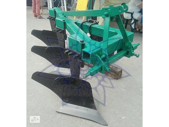 продам Плуг ПЛН-3-35 с углоснимом (стандарт и высокая стойка) бу в Днепре (Днепропетровск)