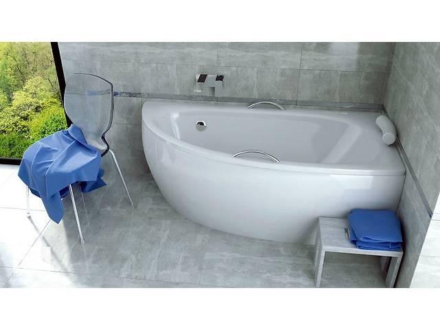 бу Акриловая ванна Milena 150х70  Besco PMD Piramida. в Одессе