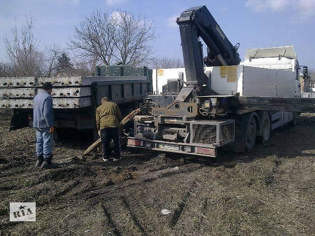 продам плиты перекрытия,перемычки,блоки,товарный бетон бу в Виннице