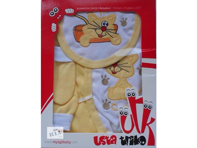 купить бу Подарочный набор новорожденным 5 предм,Турция в Полтаве